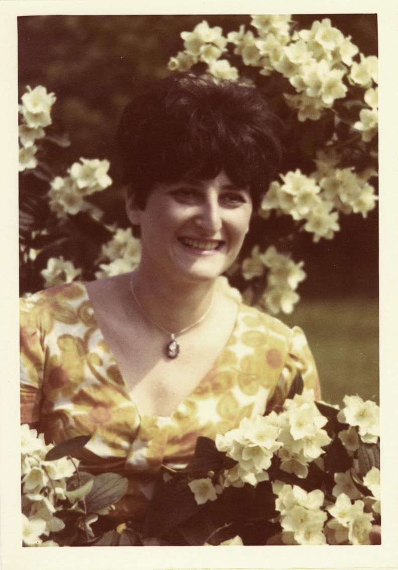 Kiang  //  County Dublin :: Portrait of Trudy Kiang
