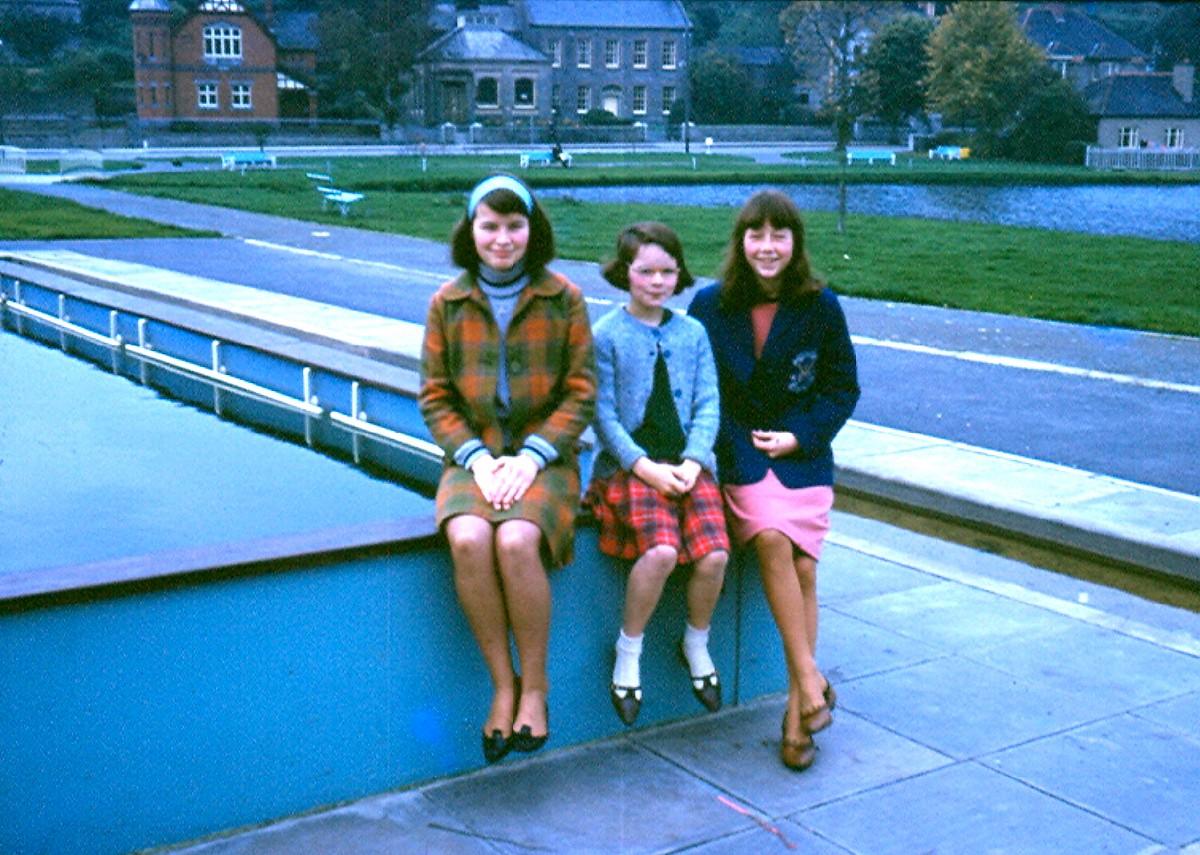 Clerkin // County Monaghan :: Family portrait of Clerkin sisters
