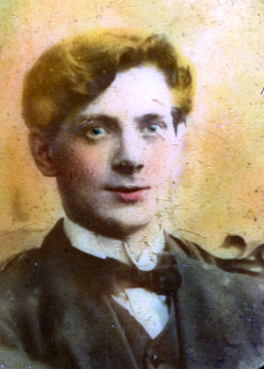 Mansfield // County Dublin :: Leo Conroy. Bartender in Temple Bar. Age 20. Originally from 5 Harcourt Street.