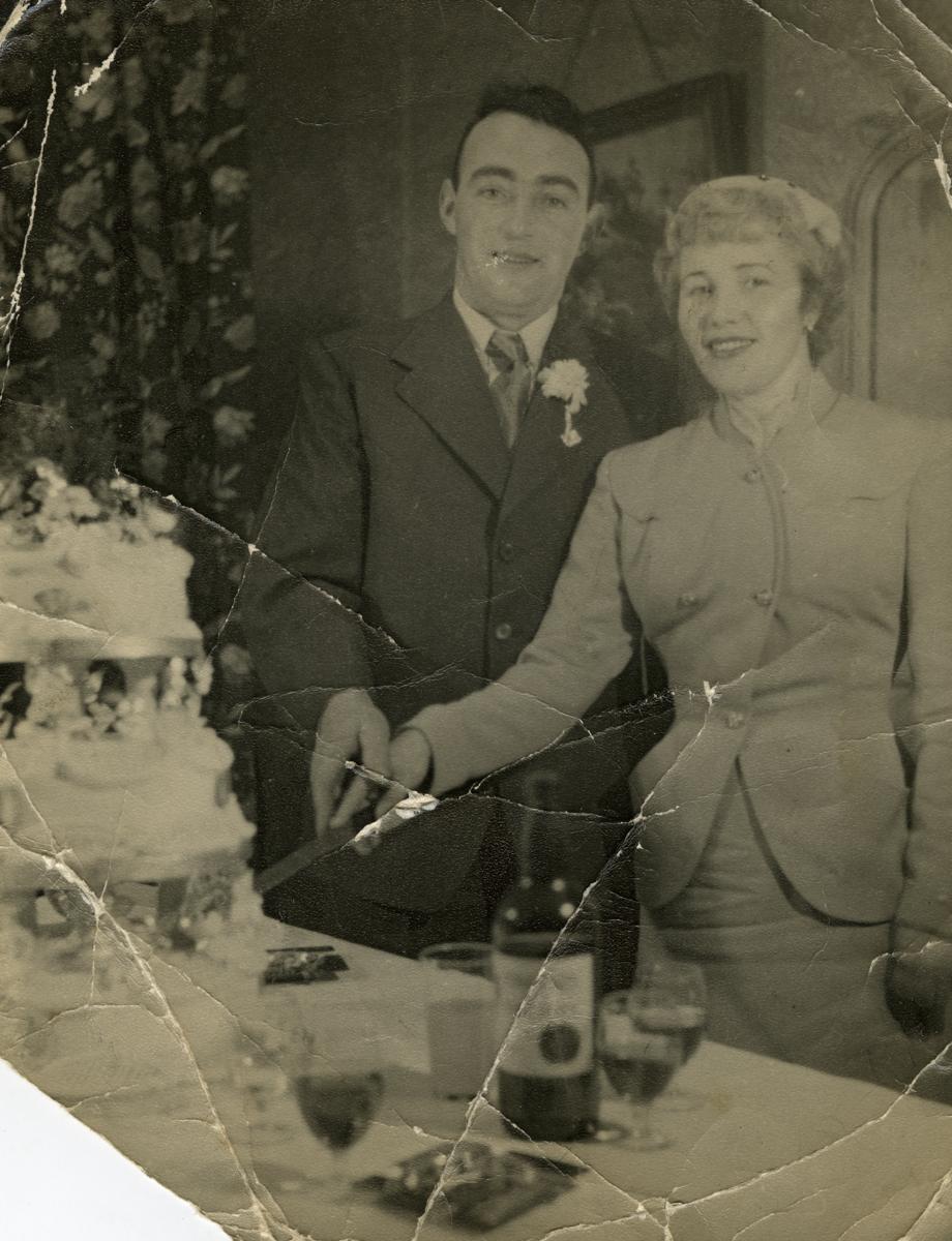 Clerkin // County Monaghan :: McWeeney and Clerkin wedding photograph