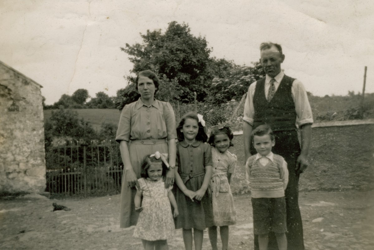 Clerkin // County Monaghan :: The Mulligan family