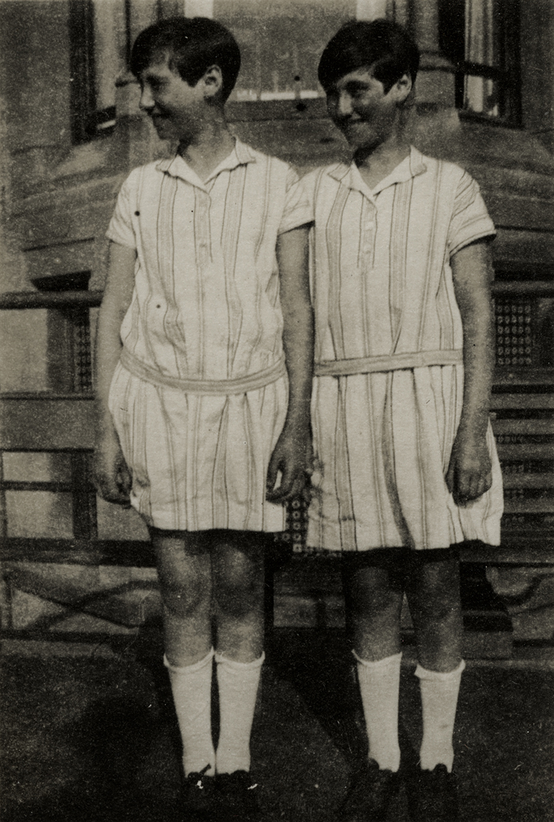 Johnston // County Louth :: Twins, Blackpool, 1926