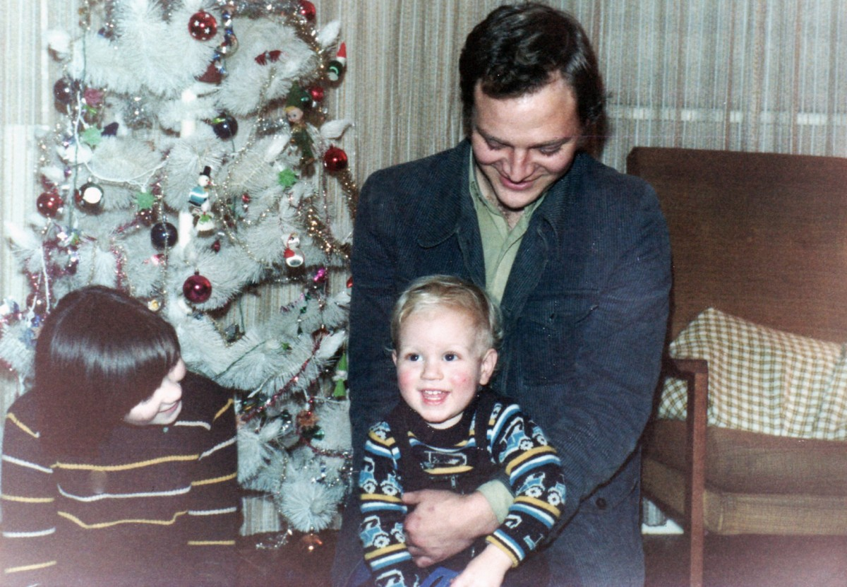 Clancy // County Limerick :: The Clancys at home in Dundrum at Christmas, 1970's