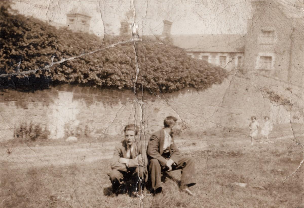 O'Kane // County Monaghan :: Two young men