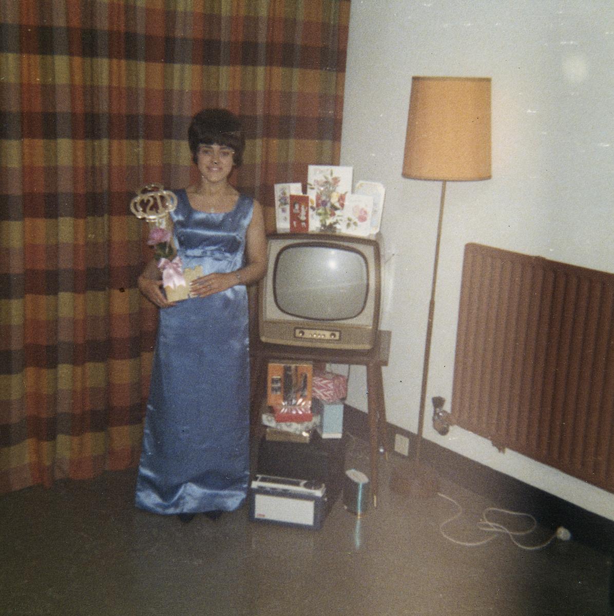 Shanahan // County Dublin :: Young woman in London