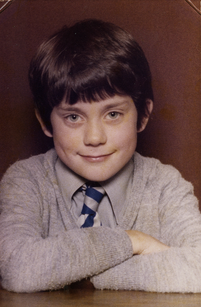 Shanahan // County Dublin :: Young Boy
