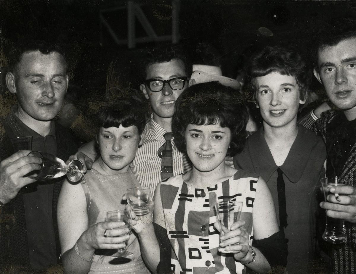 Shanahan // County Dublin :: Young people socialising