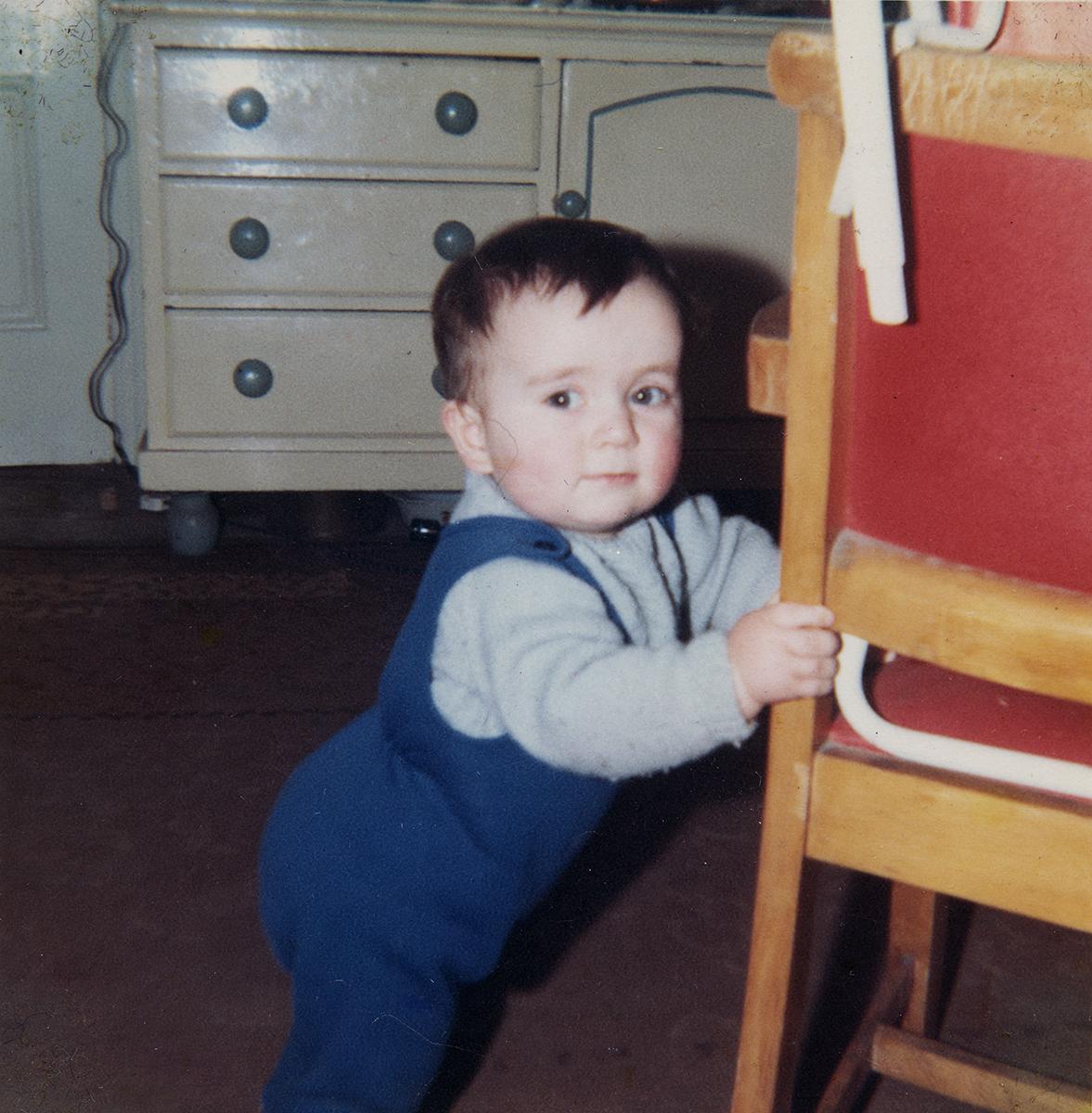 Shanahan // County Dublin :: Baby at home