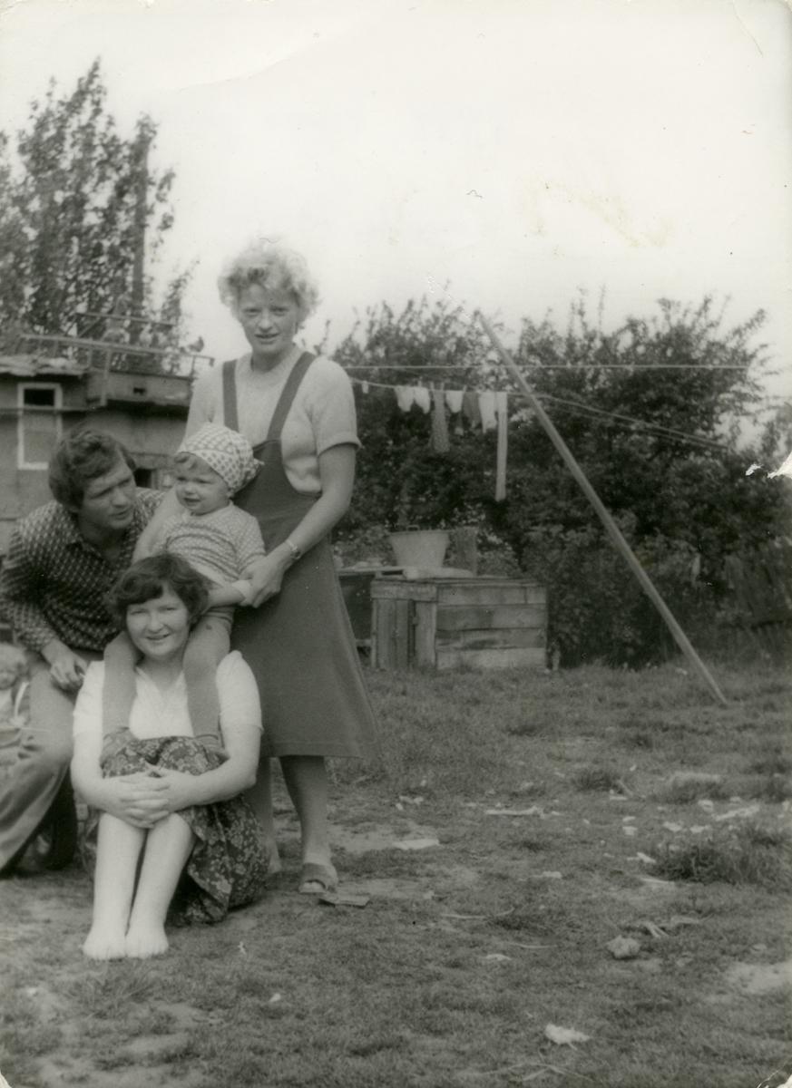 Fortas // Żory, Poland :: The Fortas family in Pruszcz, Gdanski
