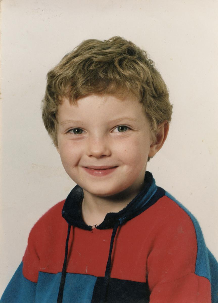 Fortas // Żory, Poland :: School photo of Polish child