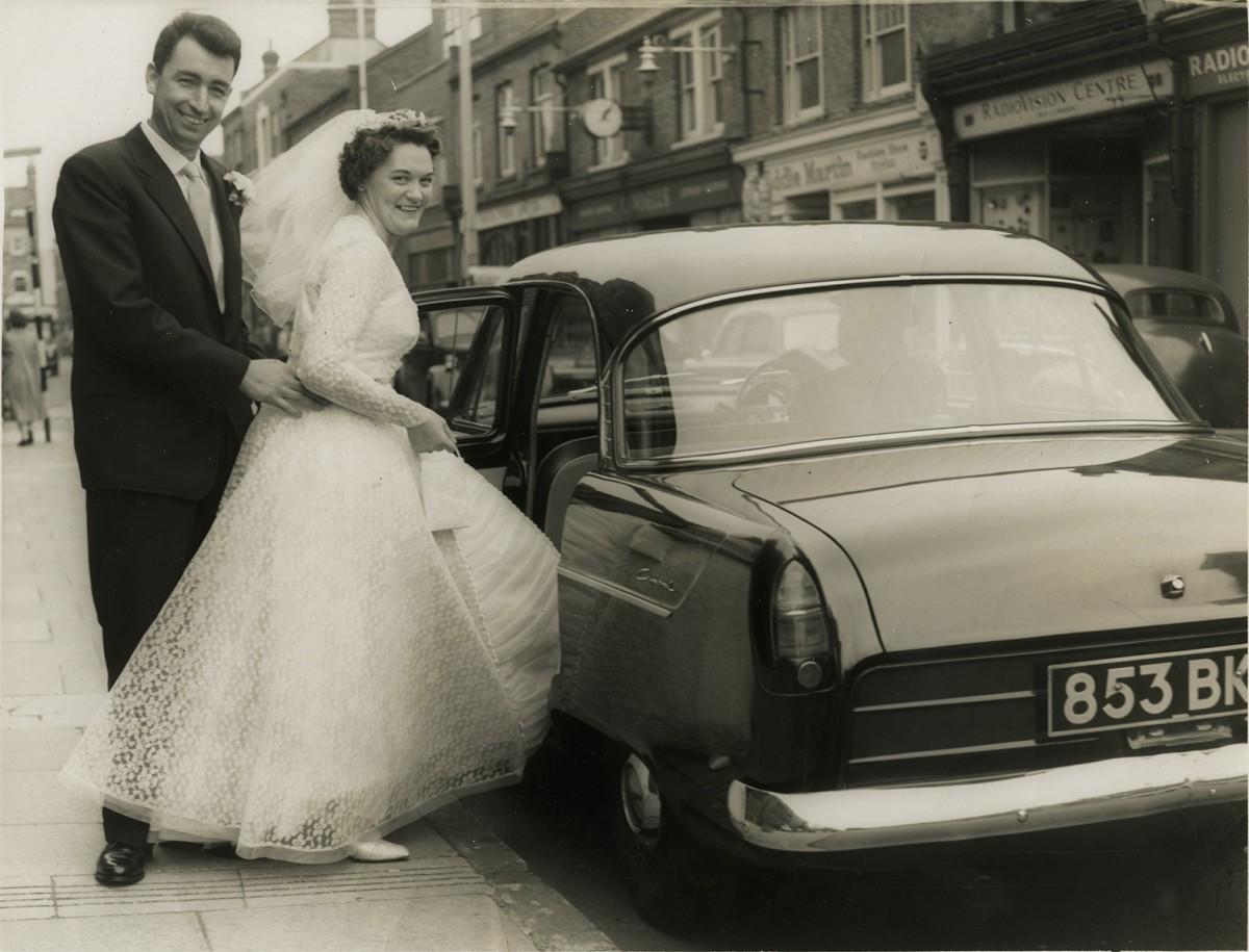 Conlon // County Monaghan :: Wedding Photograph of Vincent & Marina Conlon