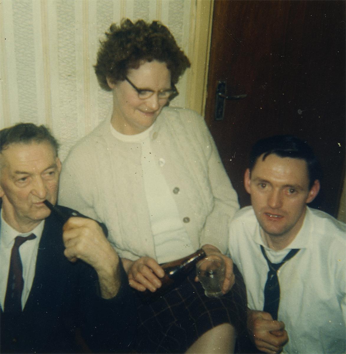 Conlon // Philadelphia & County Monaghan :: McCaughey family get together