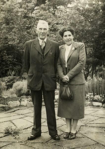 Portrait of John & Tilly McCoy