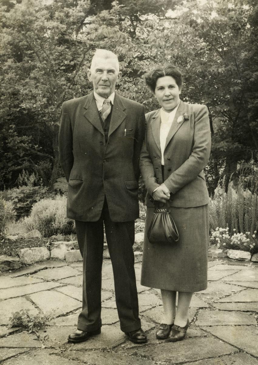McCoy // County Wicklow  :: Portrait of John & Tilly McCoy