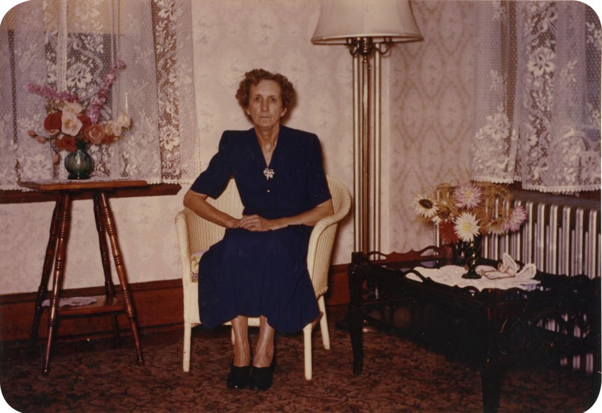 Conlon // Philadelphia & County Monaghan :: Rose Brown (née Mullan) in Philadelphia