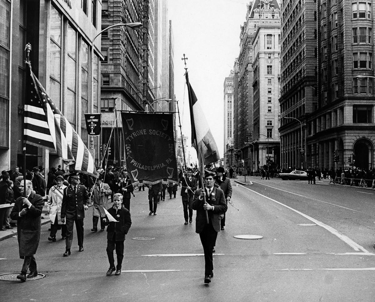 Conlon // County Monaghan :: St Patrick's Day Parade, Philadelphia