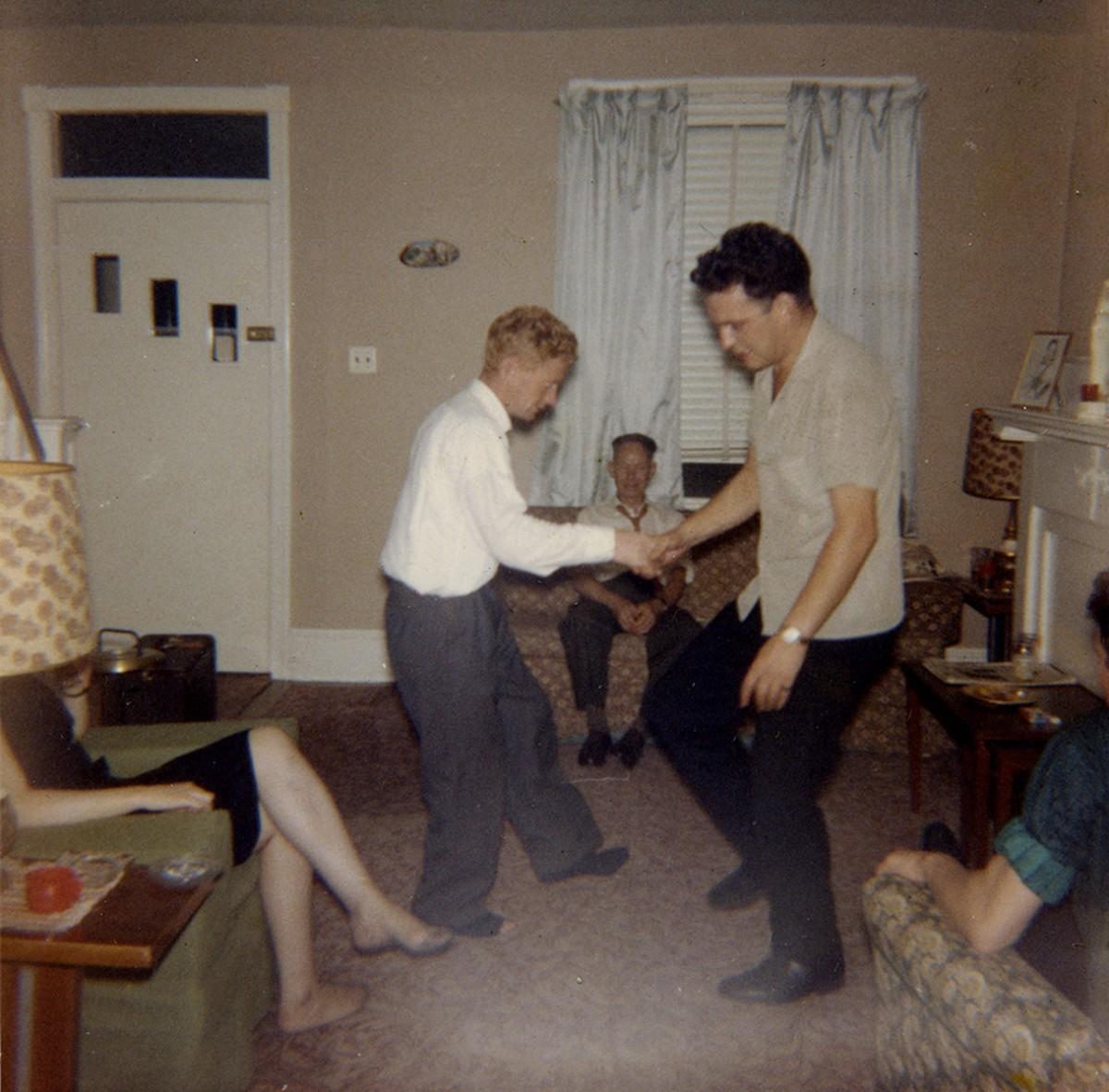 Conlon // County Monaghan :: House Party in Germantown, Philadelphia, U.S. 1960's