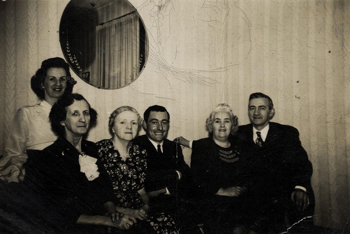 Conlon // County Monaghan :: Conlon/Mullan  family in Philadelphia
