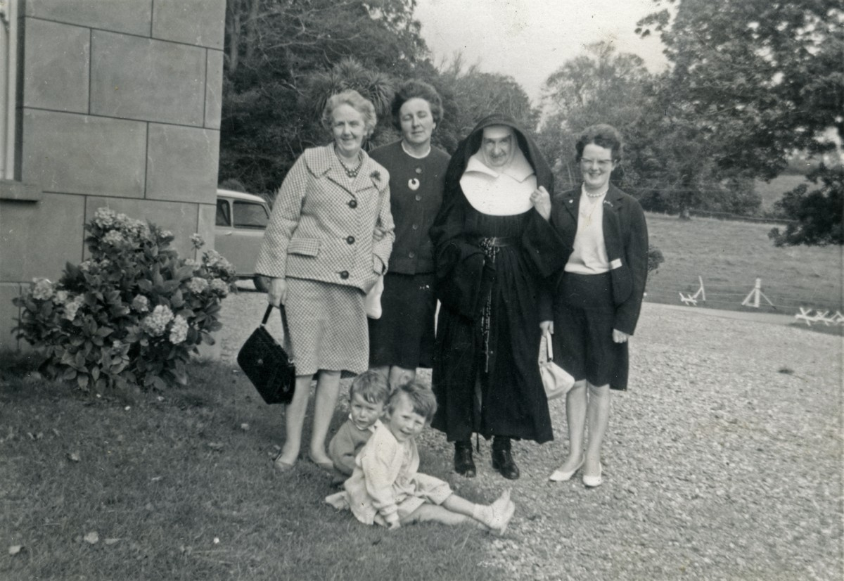 Dillon // County Wexford :: Visiting gran-aunt at the convent