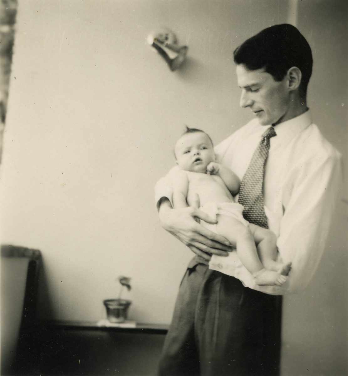 Gilroy  //  County Louth  :: Father with small baby