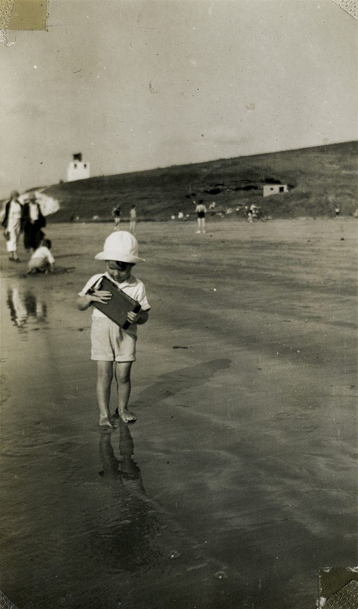 Gilroy  //  County Louth  :: Boy with a camera