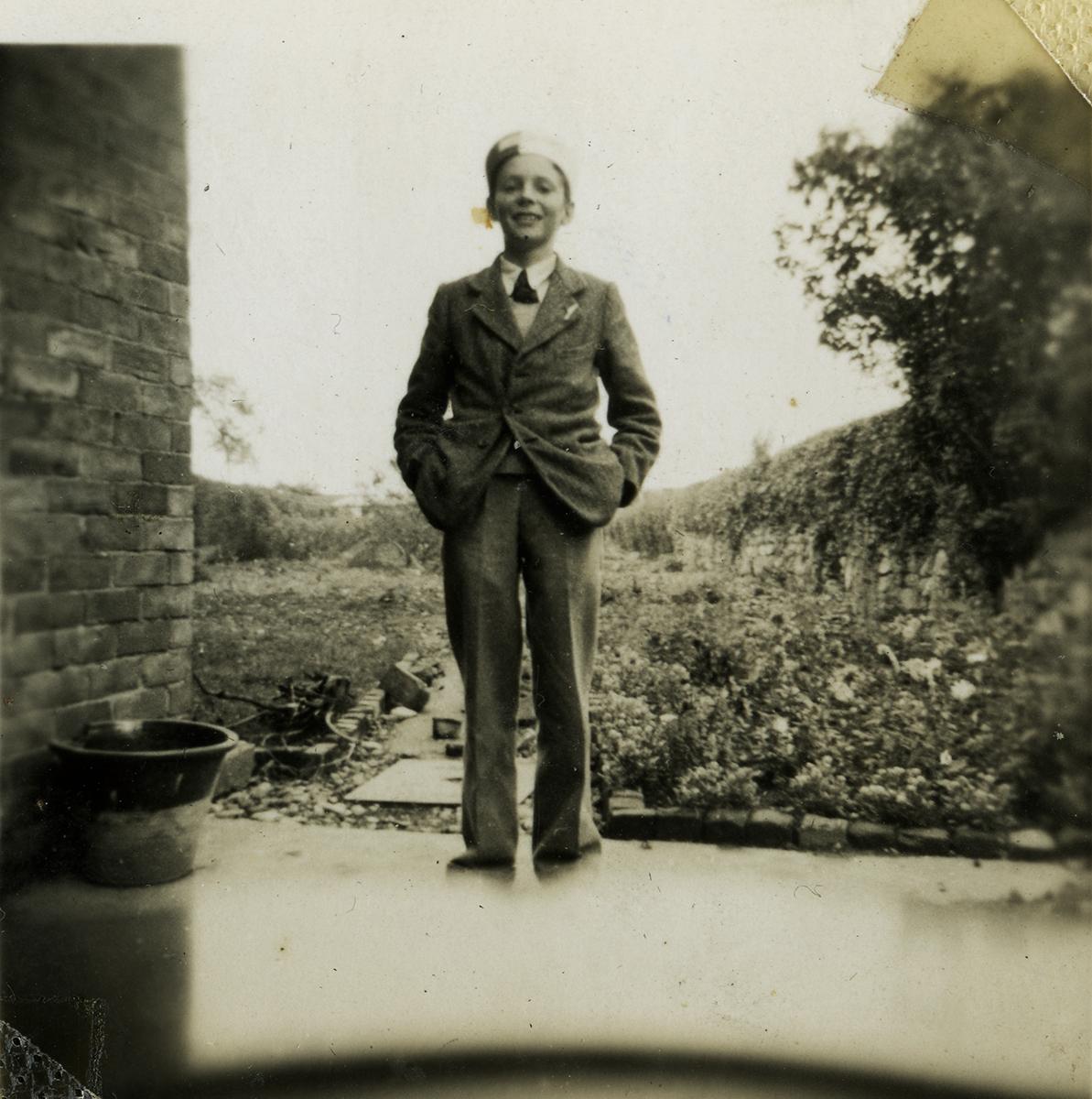 Gilroy  //  County Louth  :: Declan Gilroy as a boy