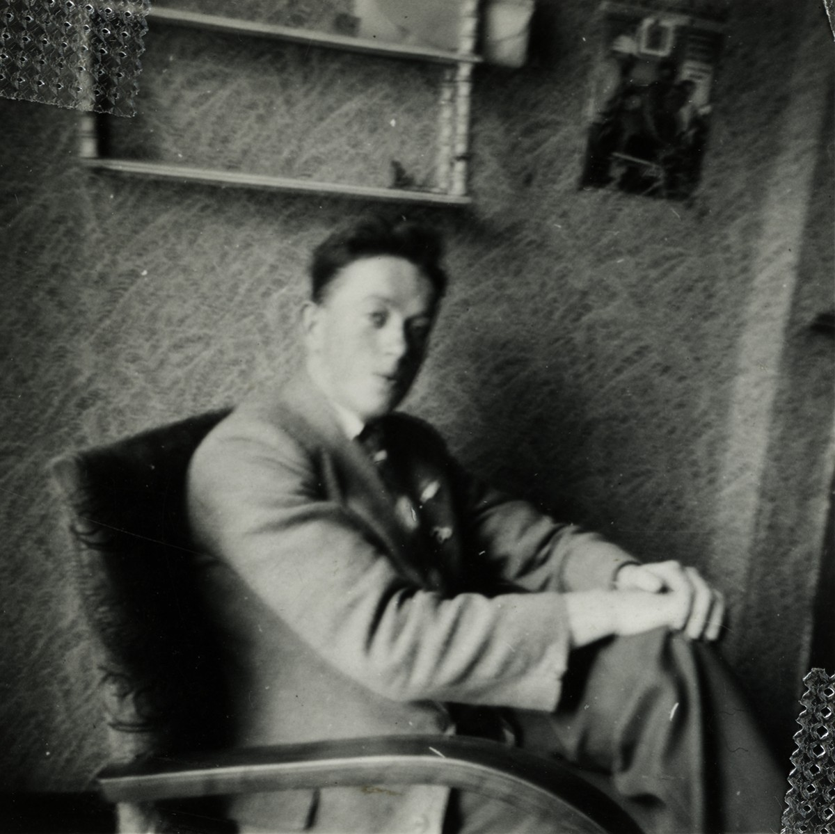 Gilroy  //  County Louth  :: Young man in the 1950's