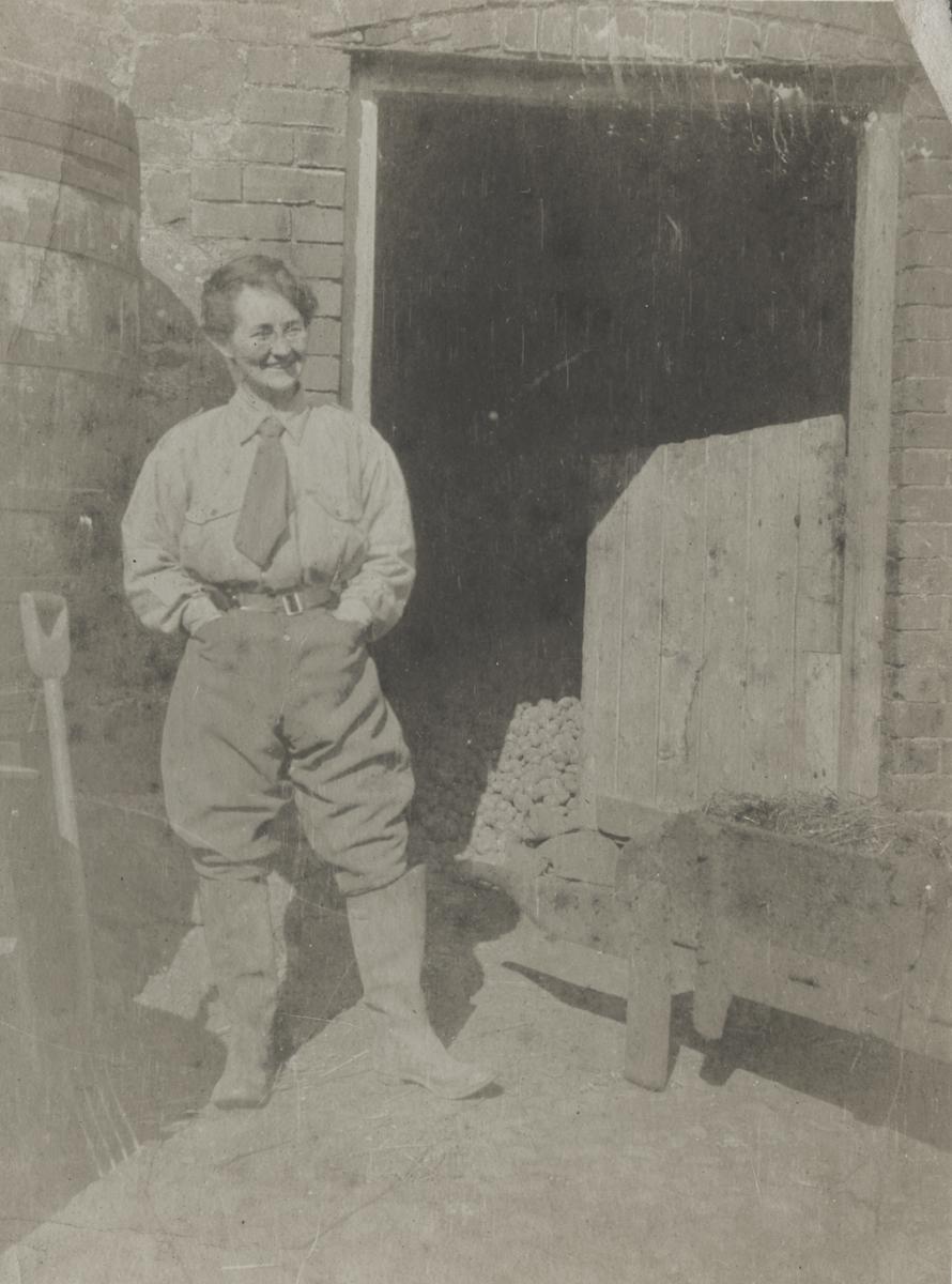 McKay  //  County Antrim :: Mary Pollock née Knox