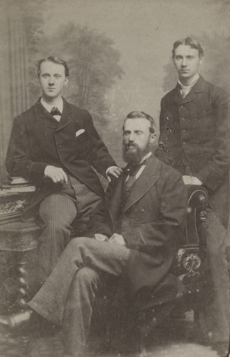 McKay  //  County Antrim :: Pinkerton Brothers