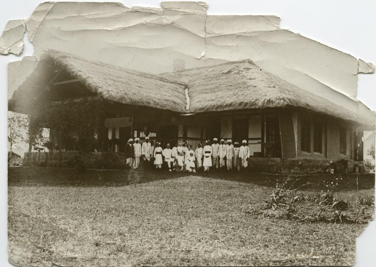 McKay  //  County Antrim :: McKay family in India