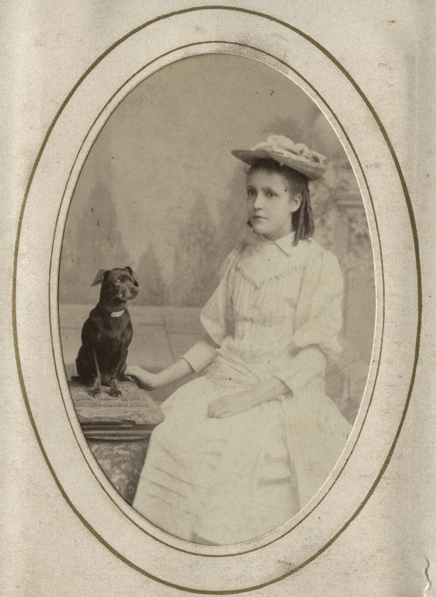 McKay  //  County Antrim :: Miss Annie Marion Leggat