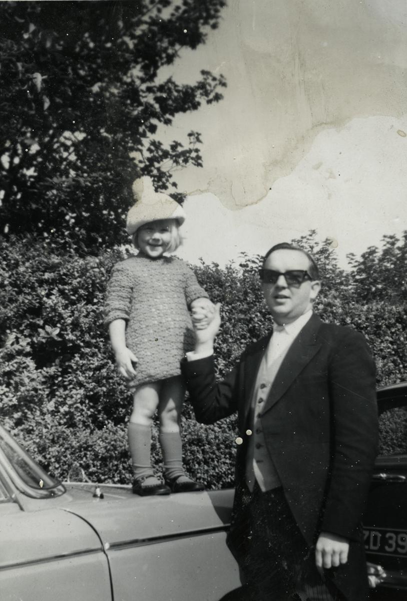 O'Driscoll // County Dublin :: Family wedding, 1966