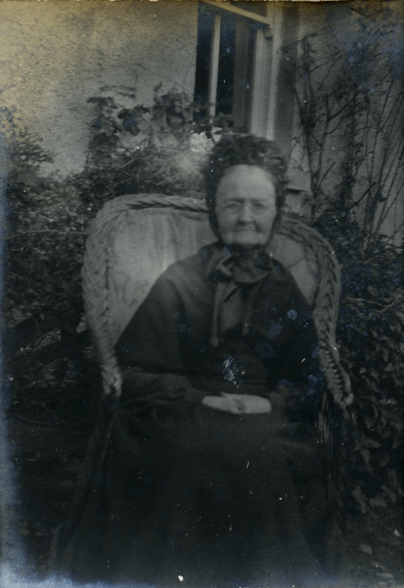 McKay  //  County Antrim :: Nancy Pinkerton (née Dick)