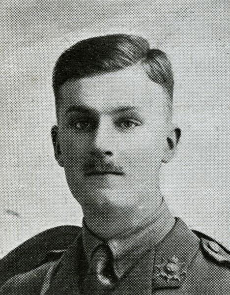 Portrait of Frank Parry