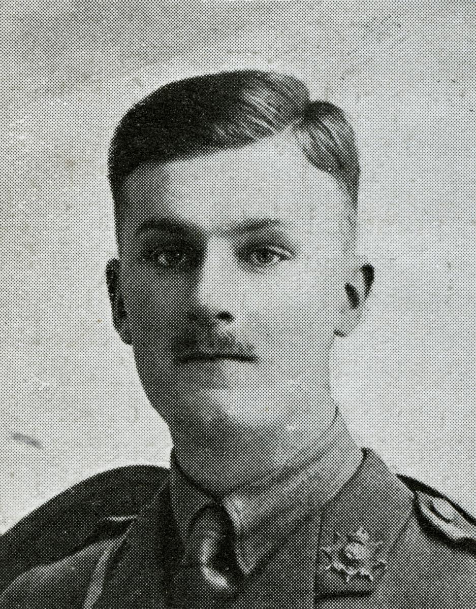 McKay  //  County Antrim :: Portrait of Frank Parry