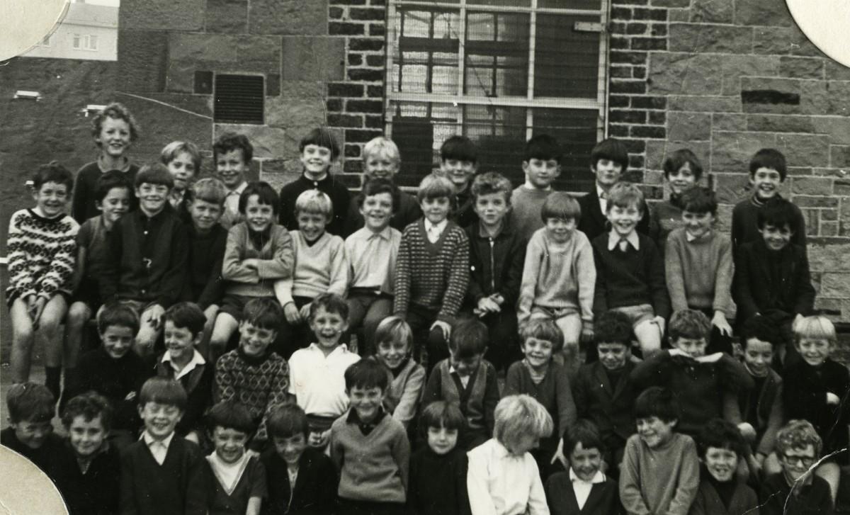 Morgan  //  County Dublin :: Boys from St.Michael's School, Inchicore