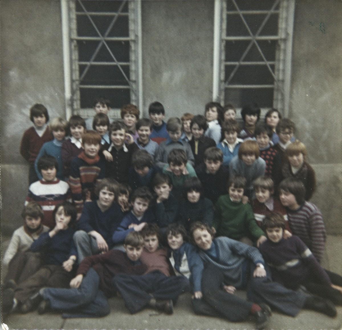Morgan  //  County Dublin :: Boys of St.Michael's School, Inchicore