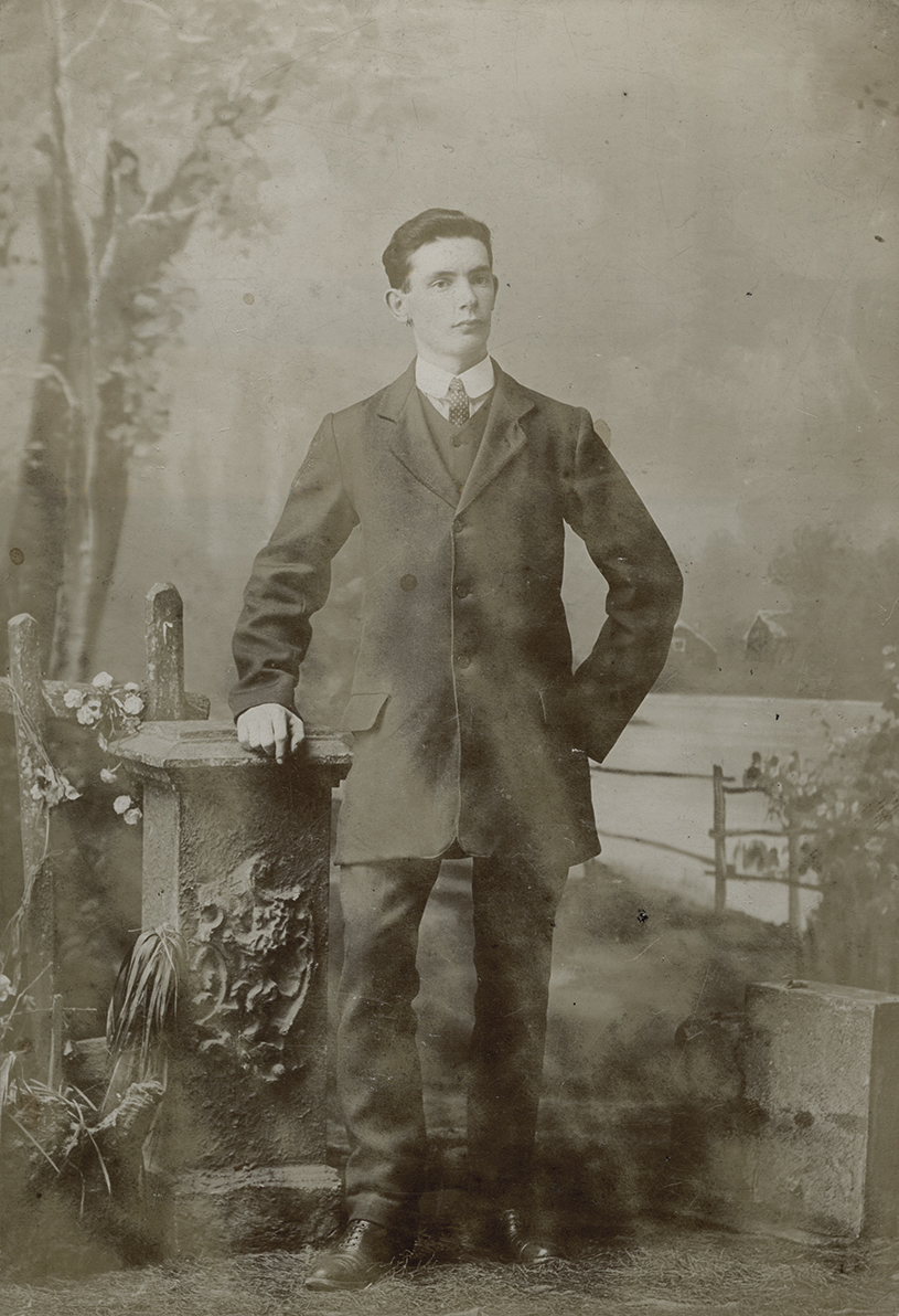 Masterson  //  County Dublin :: James Masterson, Jacobs biscuit factory worker