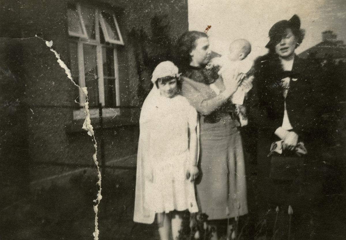 Masterson  //  County Dublin :: The Masterson family, Dublin