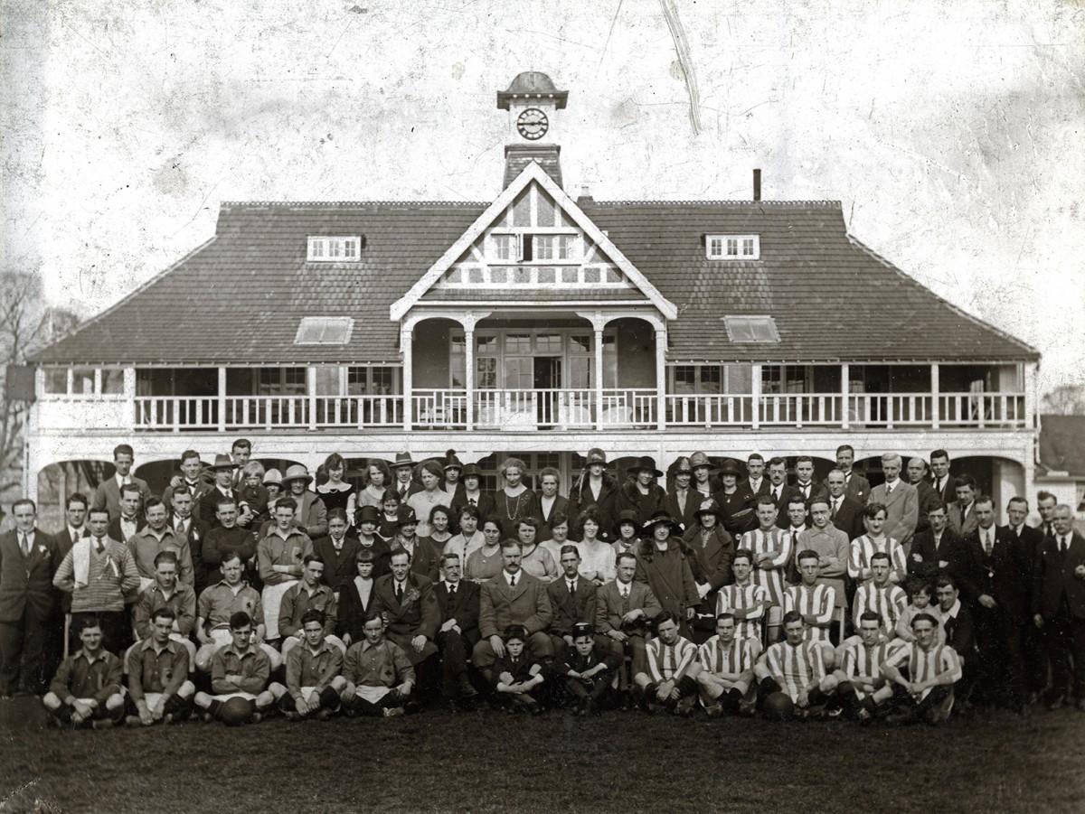 Masterson  //  County Dublin :: Football team at the Phoenix Park