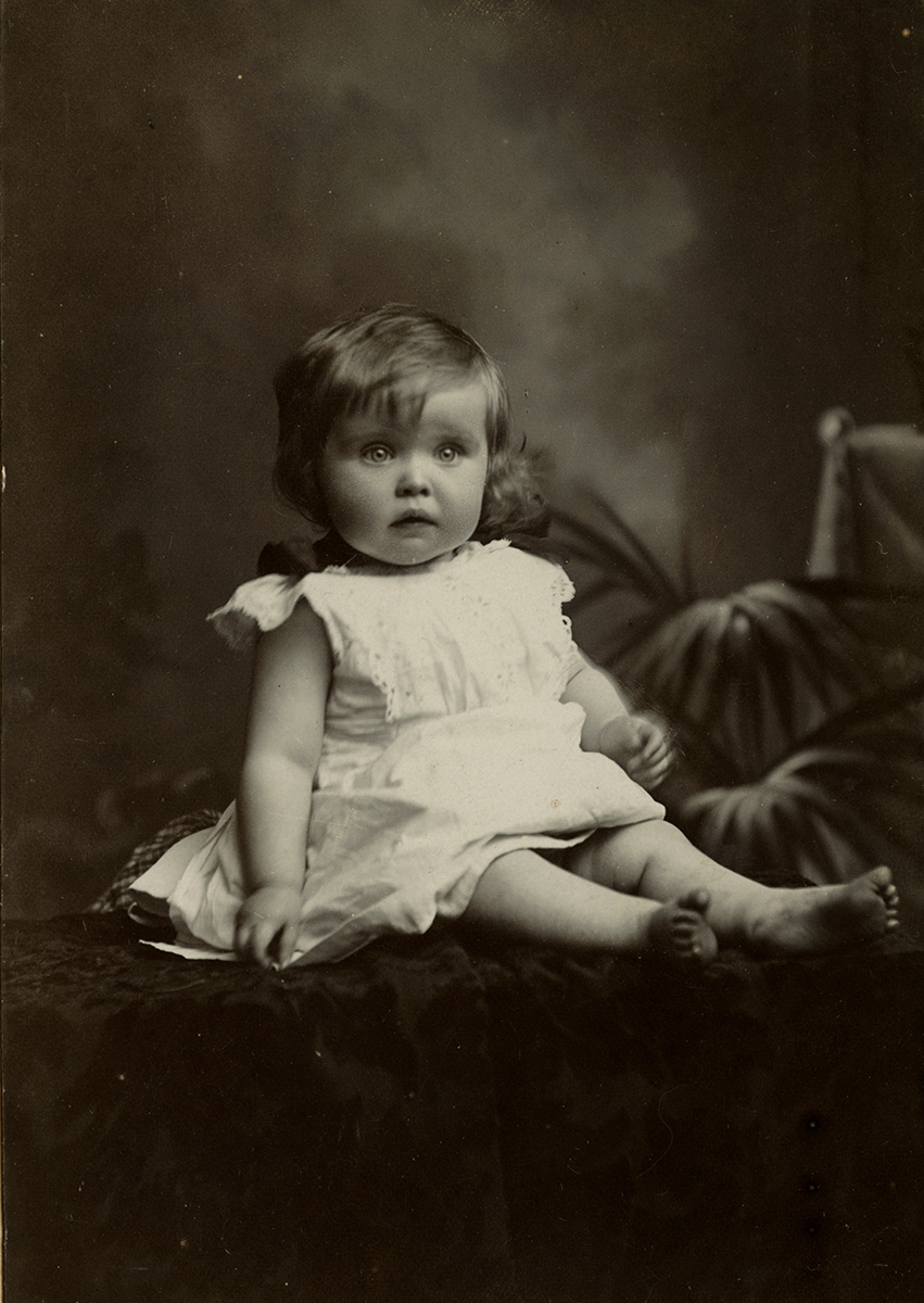 Johnston // County Louth :: Baby, 1903