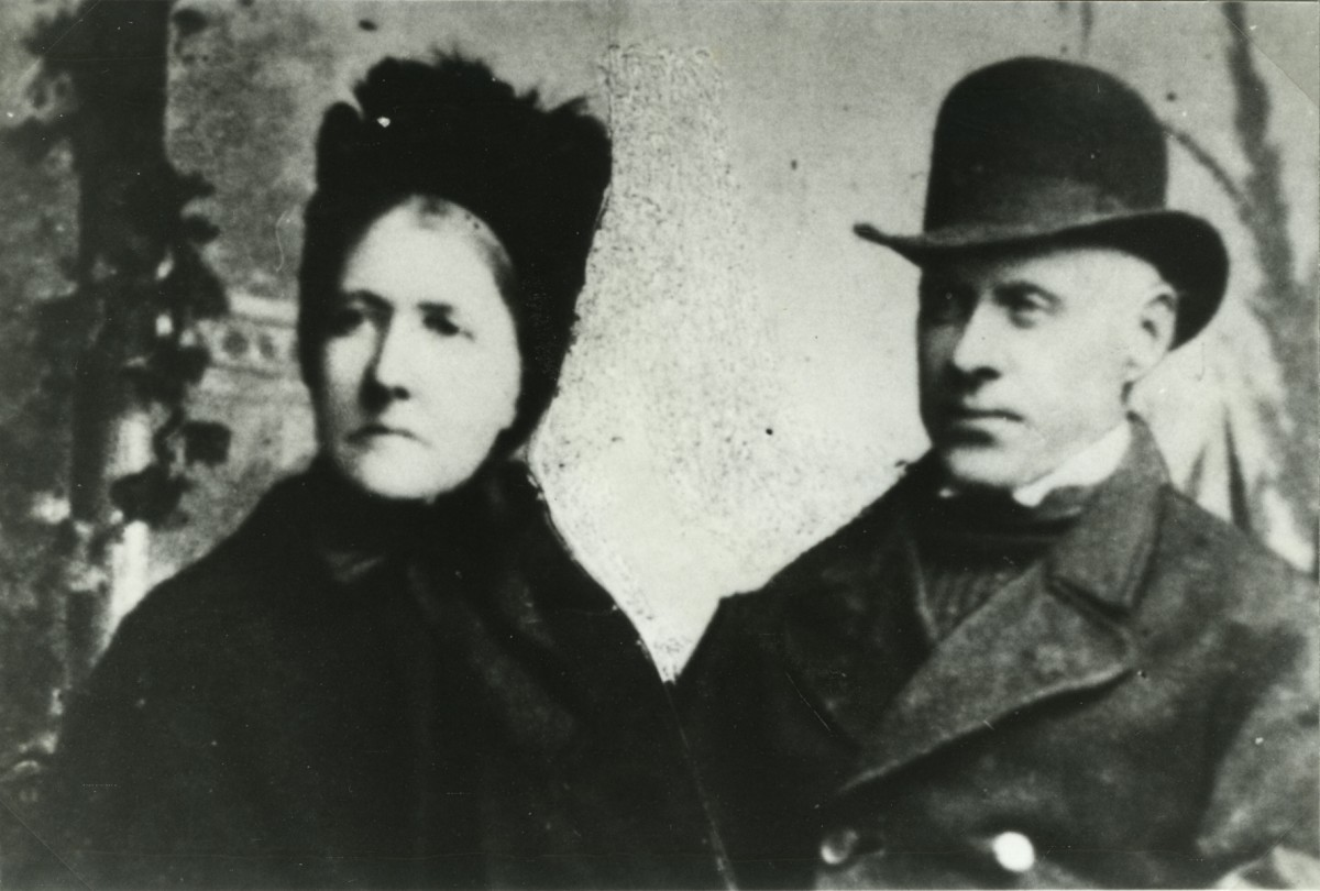 O'Donovan // County Cork :: John and Bridget Monks, parents of Agnes Monks