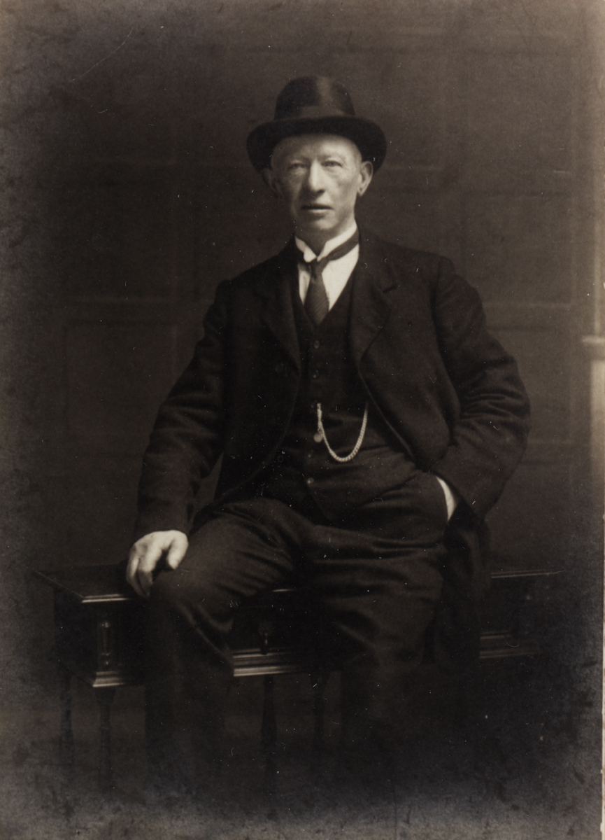 O'Donovan // County Cork :: James Monks, father of Agnes Monks
