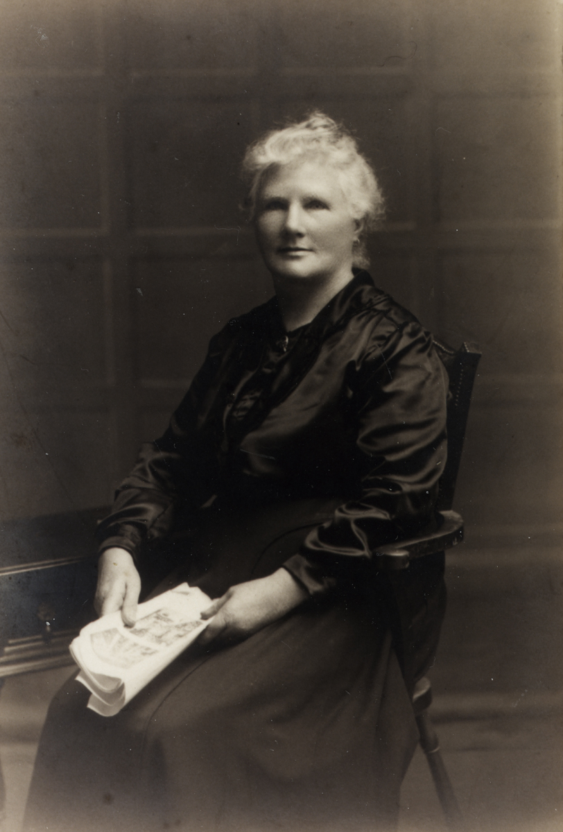 O'Donovan // County Cork :: Ellen Monks (née Farren), mother of Agnes Monks