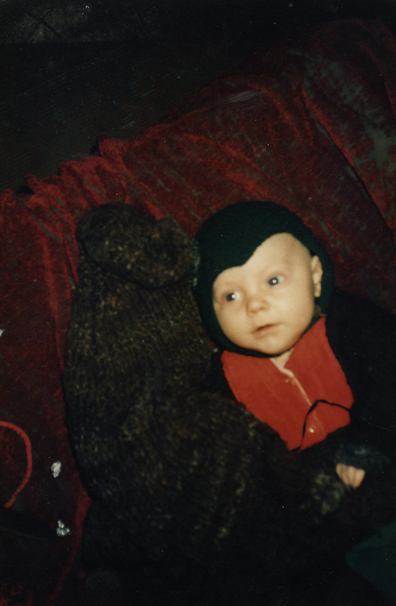 Wallis // County Clare :: Baby Louis Stapleton in Cooloorta, County Clare