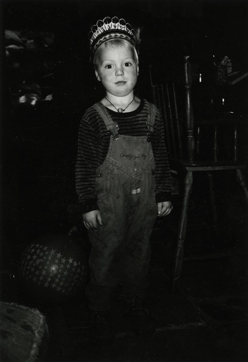 Wallis // County Clare :: Luke Stapleton in 1995