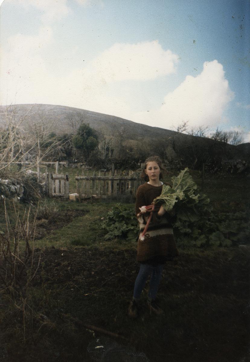 Wallis // County Clare :: Ruby Wallis in 1989