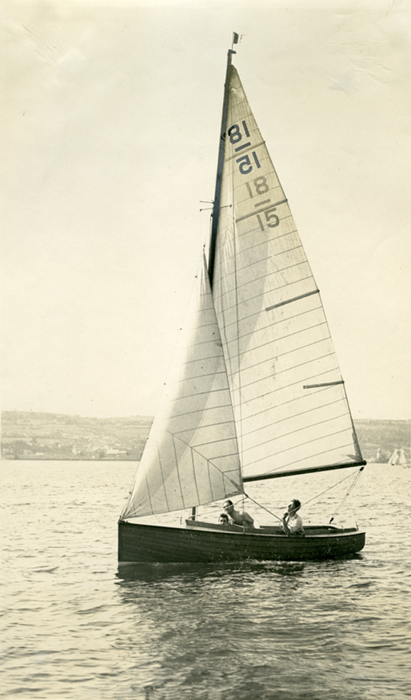 O'Driscoll // County Dublin :: Boating in Howth, 1930's