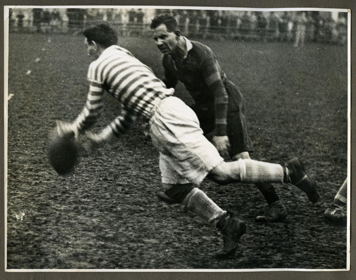 O'Driscoll // County Dublin :: Landsdowne Rugby, 1930's