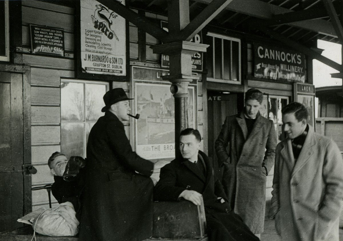 O'Driscoll // County Dublin :: Limerick, 1939